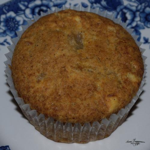 Pære- og kanelmuffins-1