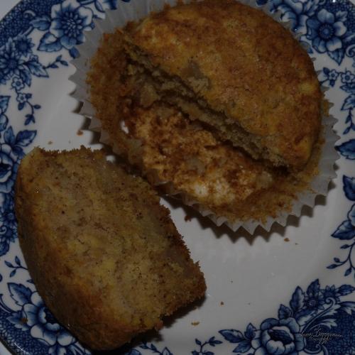 Pære- og kanelmuffins-2